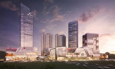 开启New王潮 南昌王府井购物中心即将开业