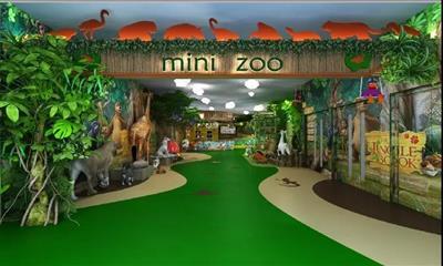 """""""家居+动物园"""" 居然之家打造北京首家室内萌宠乐园"""