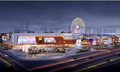 烟台龙口保利广场2022年开业