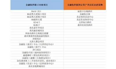"""金融街控股""""撤离""""上海滩 总负债5年间近乎翻番"""