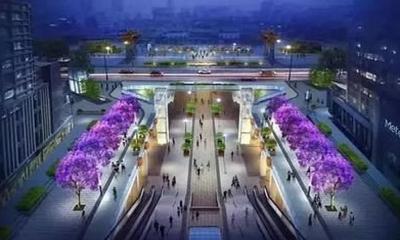 地铁商业热 昆明将新增一条地下商业街