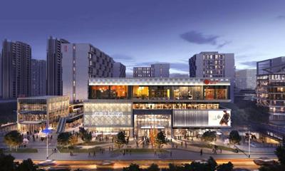 新社区商业杭行荟Mo-Mall助力板块打造高效城市生活圈