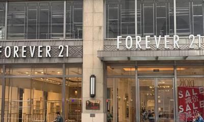 国际快时尚品牌进入黑暗时期:TOPSHOP后 FOREVER 21也要申请破产重组