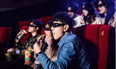 上海购物中心电影院图鉴:区域型商圈成主场