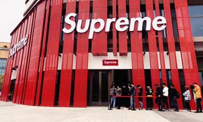 Supreme维权成功 Supreme Italia中国商标被撤销
