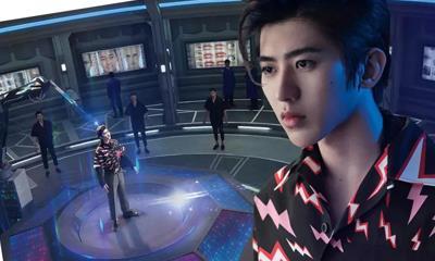 Prada宣布蔡徐坤加入代言人阵容 流量明星并非禁忌之地?