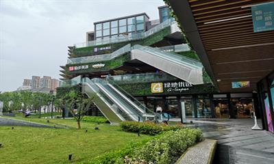 浦东陆悦坊5月31日试营业 1万方的小型邻里中心怎么做?