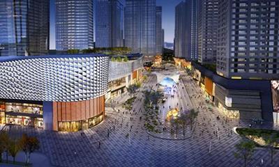 看齐世界级CBD!深圳One Avenue卓悦中心9月12日开业