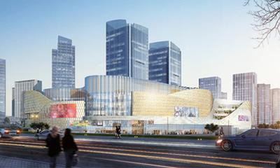 重庆约克郡光环购物公园招商成果卓著 预计2020年第四季度开幕