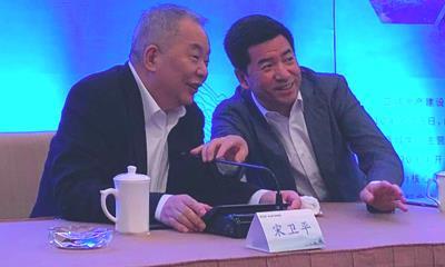 宋卫平及刘文生确认将辞任绿城联席主席 张亚东接任