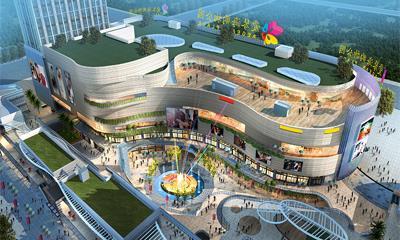 """7月,苏州吴江爱琴海购物公园@你 共同释放无穷""""商业力量"""""""