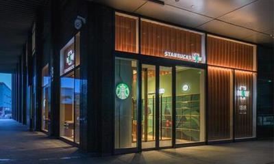 星巴克的危机感:在北京开了第一家专做外带概念店