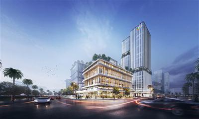 三亚大悦城城市综合体首期项目开工! 包含1.87万街区商业…