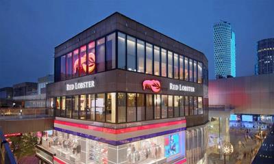 Red Lobster 红龙虾餐北京首店在三里屯开业
