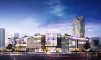 银泰杭州萧山综合体下半年开建 12万㎡银泰百货MALL将引进300+品牌