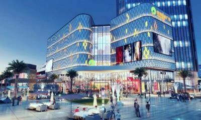 柳州保利商业广场8.1开业 博纳国际影城、城盛百汇超市等进驻