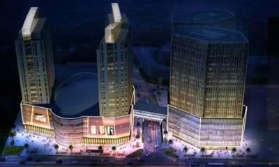 苏宁置业首个轻资产项目落户徐州 苏宁广场和信店9.30开业