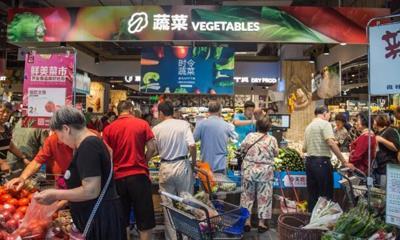 盒馬菜市南京首店7月26日開業 面積約為3000平方米