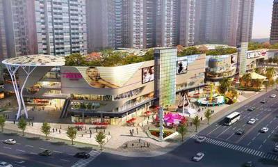 惠州灿邦新天地7.28试营业 天虹超市、横店影视等进驻