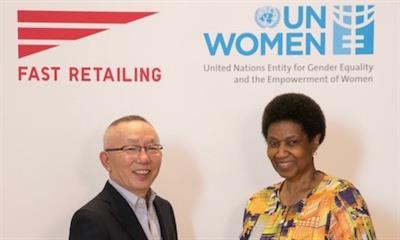 优衣库母公司合作联合国妇女署,未来2年出资160万美元提升女性权益