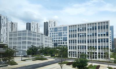 中新广州知识城腾飞园签约五大新项目 凯德中国7城运营9座产业园