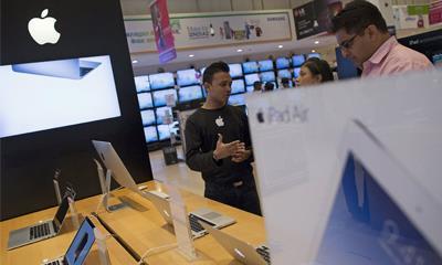 苹果在印度孟买开最大旗舰店 困兽犹斗能否搏出生天?