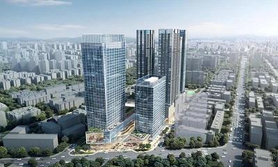 笋岗万象广场预计2020年建成入市,将成华润置地业绩担当
