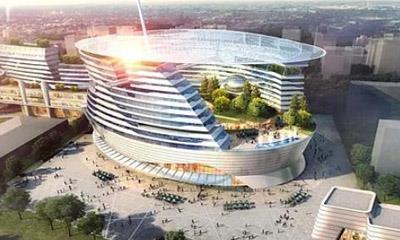 北京石景山区计划打造四大商圈 预计大悦城2021年开业