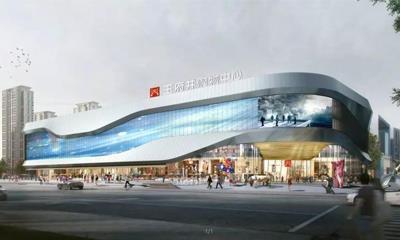 抚州王府井购物中心计划2020年6月开业 体量逾9.5万㎡