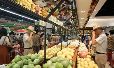 利群商厦青岛台东万达店8月25日开业 门店原为沃尔玛大卖场