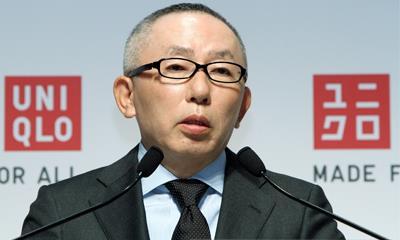中国市场表现依旧强劲 优衣库老板称日本市场要复制中国的成功经验