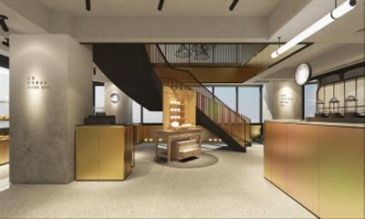 武汉首家喜茶热麦店 8月17日在武汉天地正式开业