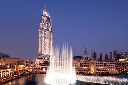 迪拜购物中心:年访客人数超过8000万人的零售商场