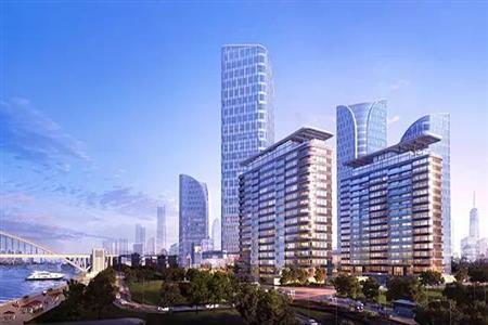"""绿地香港上半年净利润8.8亿元,财务结构优化下半场""""直线超车"""""""
