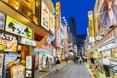日本百货店7月销售额同比下降2.9% 连续4个月减少