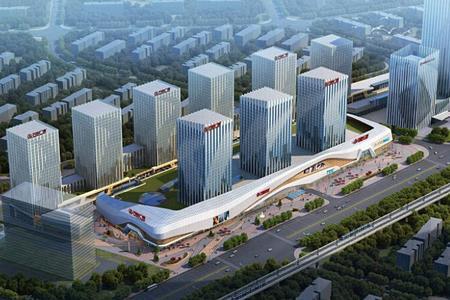 巴中万达广场通过万达集团内部立项 商业建筑面积约30万㎡