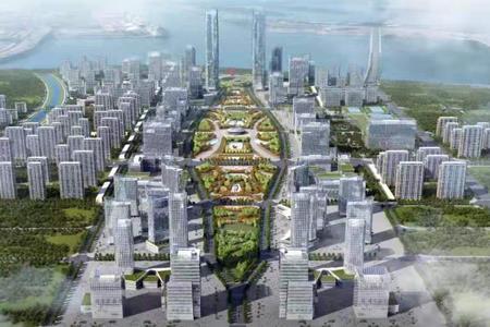 绿地与哈尔滨新区签署协议 东北亚国际贸易中心正式落地