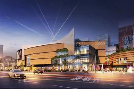 铜锣湾购物公园落户四川广汉城北新区 总用地面积约150亩
