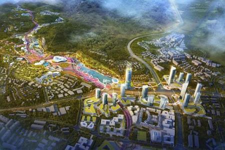 昆明东市区商业发展加速 后发优势明显未来潜力巨大