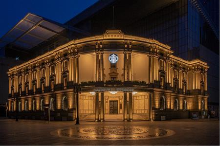 天津首家星巴克臻选旗舰店重磅亮相百年文物建筑
