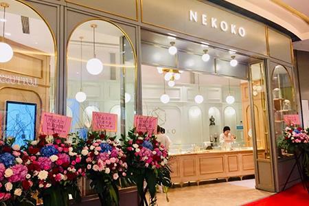 日本轻奢设计师珠宝品牌NEKOKO在海岸城开出中国首店