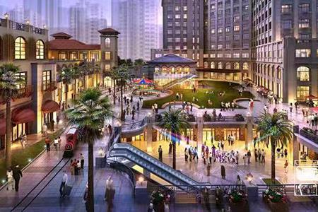 """被评为""""年度备受期待商业地产项目"""",三盛·i33城市广场魅力何在?"""