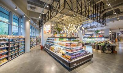 """""""超市+餐饮""""新零售上半年开关店盘点:盒马鲜生、超级物种开店继续领跑"""