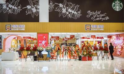寺庫|庫店首家門店進駐杭州解百城市奧萊 二店擬8月底亮相寧波