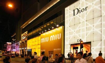 香港6月零售业总销货值同比下跌6.7%至352亿元 已连跌5个月