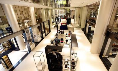消费者购买力处于上升期 中国市场正成为奢侈品牌的定心丸