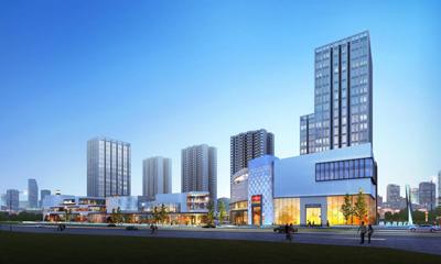 展商推荐l桥达·茂宸广场邀请您参观中国创新商业展