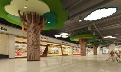 东莞厚街万科生活广场迎大改造 将于12月24日重装开业