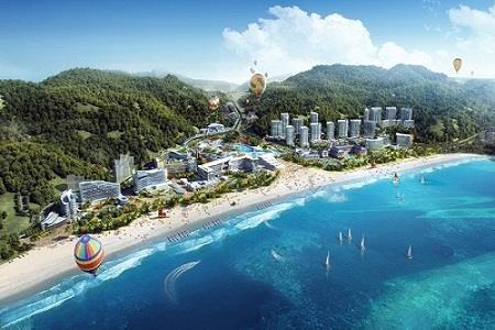 佳兆业首个文旅产业项目—佳兆业金沙湾国际乐园预计2020年开业