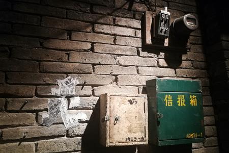 """上演""""情怀营销"""",这座地下老北京城触动多少旧时记忆?"""